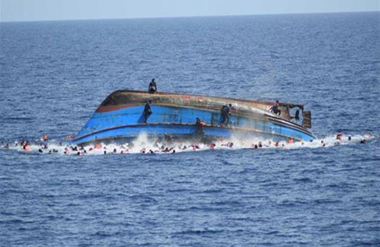 إيطاليا تقترح وضع حطام قارب مهاجرين أمام مقر الاتحاد الأوروبي