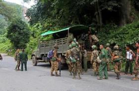 مقتل 19 ونزوح 2000 بسبب قتال في ميانمار