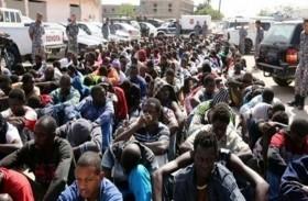ليبيا ترفض إقامة مراكز لاستقبال المهاجرين