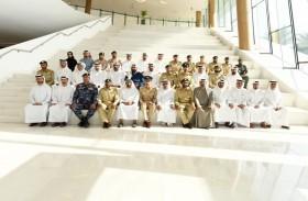 اللواء المري يترأس اجتماع فريق الأزمات والكوارث لإمارة دبي