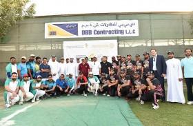 مجلس دبي الرياضي واللجنة الدائمة لشؤون العمال يطلقان الدورة العمالية الثانية