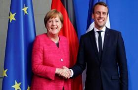 فرنسا الألمانوفيل شرط إحياء الاتحاد الأوروبي...!