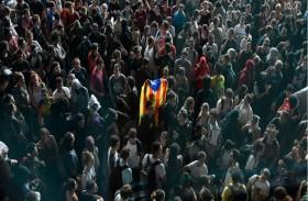 كاتالونيا: إدانة الانفصاليين تؤجج نار التوتر...!