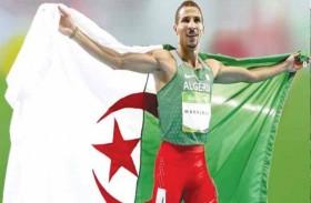 البطل الجزائري مخلوفي يبرر انتقاده لحكومة بلاده