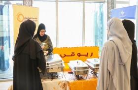 آمنة خليفة : المجلس يسعى لتعزيز شراكاته وتبادل الخبرات مع مختلف الجهات