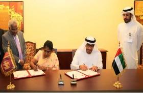 الإمارات وسريلانكا توقعان مذكرة تفاهم لإدارة دورة العمل التعاقدي المؤقت