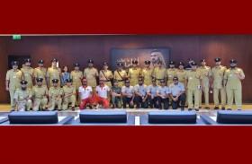 شرطة دبي تطلق مبادرة «فريق مسرح الجريمة تحت الماء»