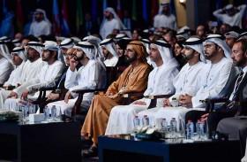 رئيس البنك الدولي : محمد بن راشد ومحمد بن زايد قائدان من أصحاب الرؤى التي تغير وجه العالم