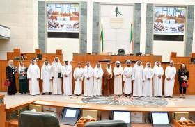 الشعبة البرلمانية الإماراتية تستعرض تجربة الدولة في التوطين
