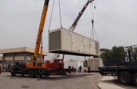 الإمارات تدعم مطار عدن بأجهزة ومولدات كهربائية