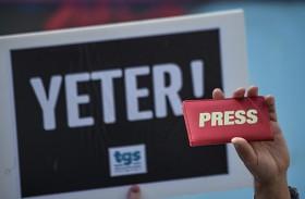 محامو صحافي فرنسي معتقل في تركيا يرفعون المسألة إلى المفوضية الأوروبية