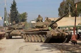 النظام يقترب من آخر معاقل داعش في ريف حلب
