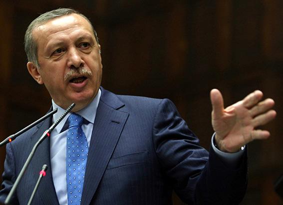 أردوغان: لا يمكن الصمت لمعاناة تركمان سوريا