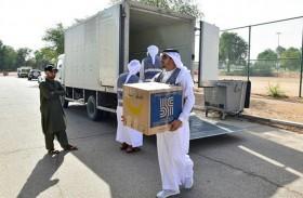 حديد الإمارات تنفذ مبادرتها السنوية  «نعطي لتبتسم»