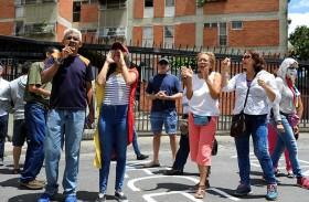 فنزويلا تحذر من اندلاع موجة عنف بالبلاد