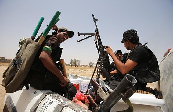 الانتقادات تلاحق اوباما بشأن استراتيجيته العراقية