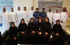 تأهيل الدفعة الأولى من برنامج قيادات لموظفي جمارك دبي