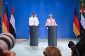 الإمارات وألمانيا الاتحادية تؤكدان التزامهما المشترك بمكافحة التطرف والإرهاب إقليميا ودوليا