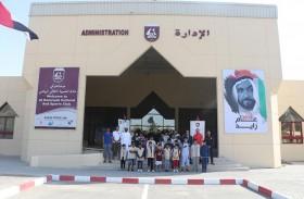 نادي الحمرية الرياضي يختتم فعاليات الملتقى الرياضي بعد نجاح كبير وإشادة من قبل الأهالي والمشاركين