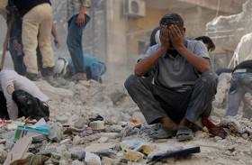 ندوب نفسية عميقة لدى ضحايا الحرب السورية