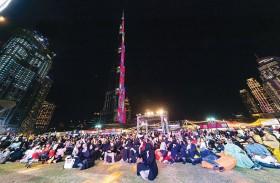 سوايب «ماركت او تي بي» ينطلق بأجواء احتفالية في الهواء الطلق