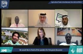 مبادرة حديث أصحاب المشاريع الصغيرة والمتوسطة تبحث تعزيز التعاون في التجارة الزراعية بين الإمارات وقارة إفريقيا