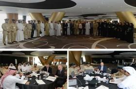 الورشة الدولية للتعاون الأمني بين الشرطة الهولندية وشرطة دبي تختتم أعمالها