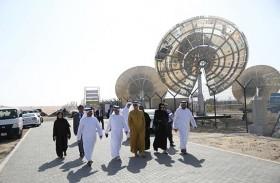 الإمارات بالصدارة في التحول نحو الطاقة المتجددة والنظيفة