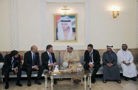 لقاءات على هامش معرض الصحة العربي 2020