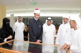 «صلة الرحم» محاضرة في المهرجان الرمضاني لنادي تراث الإمارات