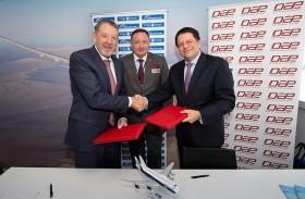«دبي لصناعات الطيران» تؤجر ثلاث طائرات بوينغ 777 جديدة لشركة AirBridgeCargo