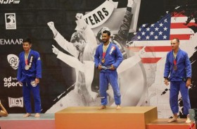 بعثة الإمارات ترفع رصيدها إلى 51 ميدالية في جولة لوس انجلوس جراند سلام للجوجيتسو