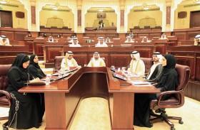 استشاري الشارقة يجيز مشروع موازنة حكومة الإمارة 2018 ويناقش سياسة مجلس التعليم