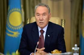 نزارباييف أول زعيم في آسيا الوسطى يزور البيت الأبيض وبلاده الأولى في المنطقة التي تتولى رئاسة مجلس الأمن