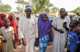 بوكو حرام تطلق سراح عشرات التلميذات النيجيريات
