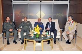 السفارة المصرية لدى الدولة تحتفي بذكرى انتصارات اكتوبر