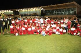 أكاديمية يونايتد لكرة القدم تكرم لاعبيها المتميزين