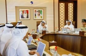 مكتوم بن محمد: لدينا قطاعان حكومي و خاص  يملكان إمكانيات هائلة و تكاملهما يعزز ريادتنا