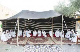 جناح مميز لنادي تراث الإمارات في مهرجان الحرف والصناعات التقليدية بالعين
