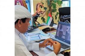 مجلس إدارة هيئة النقل في عجمان يناقش أهم الخطط لمواجهة الأزمات