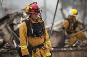 تلوث الهواء يعرض رجال الإطفاء للسرطان