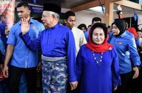 نجيب يمثل أمام سلطة مكافحة الفساد في ماليزيا