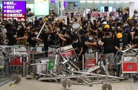ترامب يواجه انتقادات داخلية بسبب هونغ كونغ