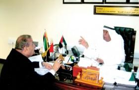 علي التجلي في حديث خاص «بالفجر»  الإمارات مضرب المثل في إخلاص القادة وثقة الشعب والتسامح