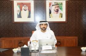 حمدان بن محمد: الأداء القوي لقطاع التجارة الخارجية يعزز نمو الاقتصاد الوطني