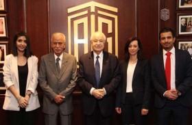 تأسيس جمعيَّة «خِرّيجي مجموعة  طلال أبوغزالة» وفتح باب الانتساب لها