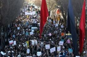 مقتل 5 من الأمن الايراني خلال احتجاجات