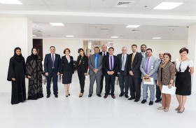 مجلس أبوظبي للتعليم يعقد ورشة عمل للتعليم الإلكتروني في كلية الخوارزمي الدولية