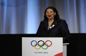 موزة المري:  دي فرانتز نموذج مهم للمرأة في ممارسة الرياضة والقيام بأدوار قيادية
