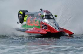 فريق أبوظبي يشارك في بطولة العالم لزوارق الفورمولا2